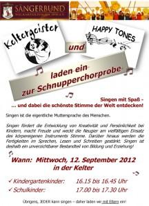 FLyer_Schnupperchorprobe
