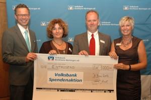 Volksbank-Spende