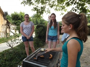 Young Generation Grillen 2013