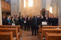 Gospelgottesdienst  in der Martinskirche