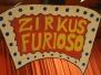 Kooperationsprojekt Zirkus Furioso