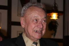 95. Geburtstag von Robert Sprich