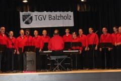 men at voice in Beuren