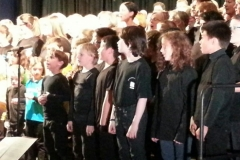Beidseits des Mondes - Kinderchöre backstage