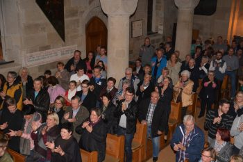 Gospel-Gottesdienst in der Martinskirche