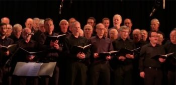 Singen am Totensonntag in der Martinskirche