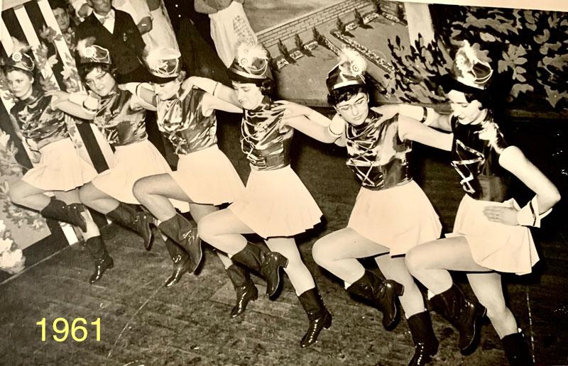 Tanzgarde_1961